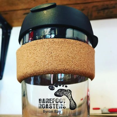 Barefoot Roasters 12oz Keep Cup