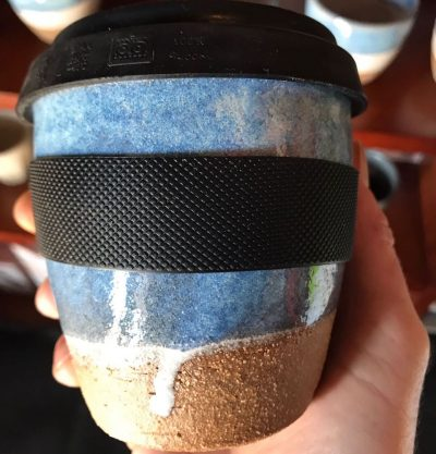 ceramic travel cup